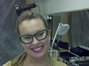 Donna Rae\'s Green friezeframes